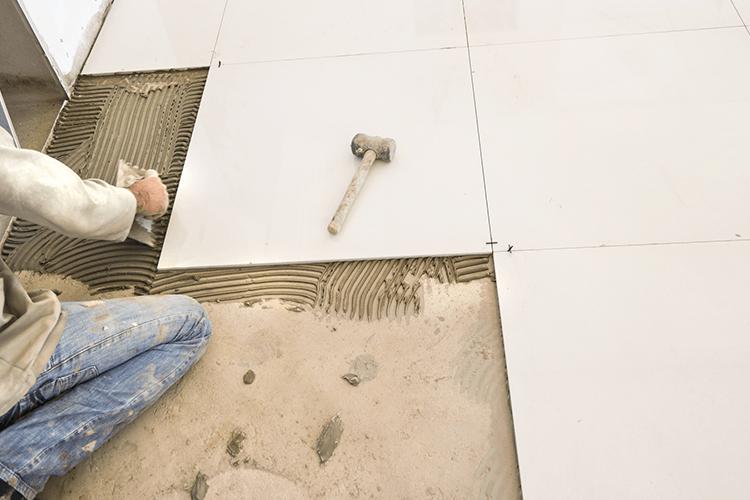 Ciment, laitance, comment effacer les traces après de gros travaux ? - Starwax