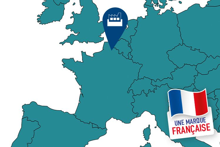 Usine de Kapo en France