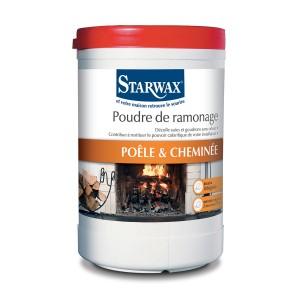 Poudre de ramonage pour cheminée - Starwax