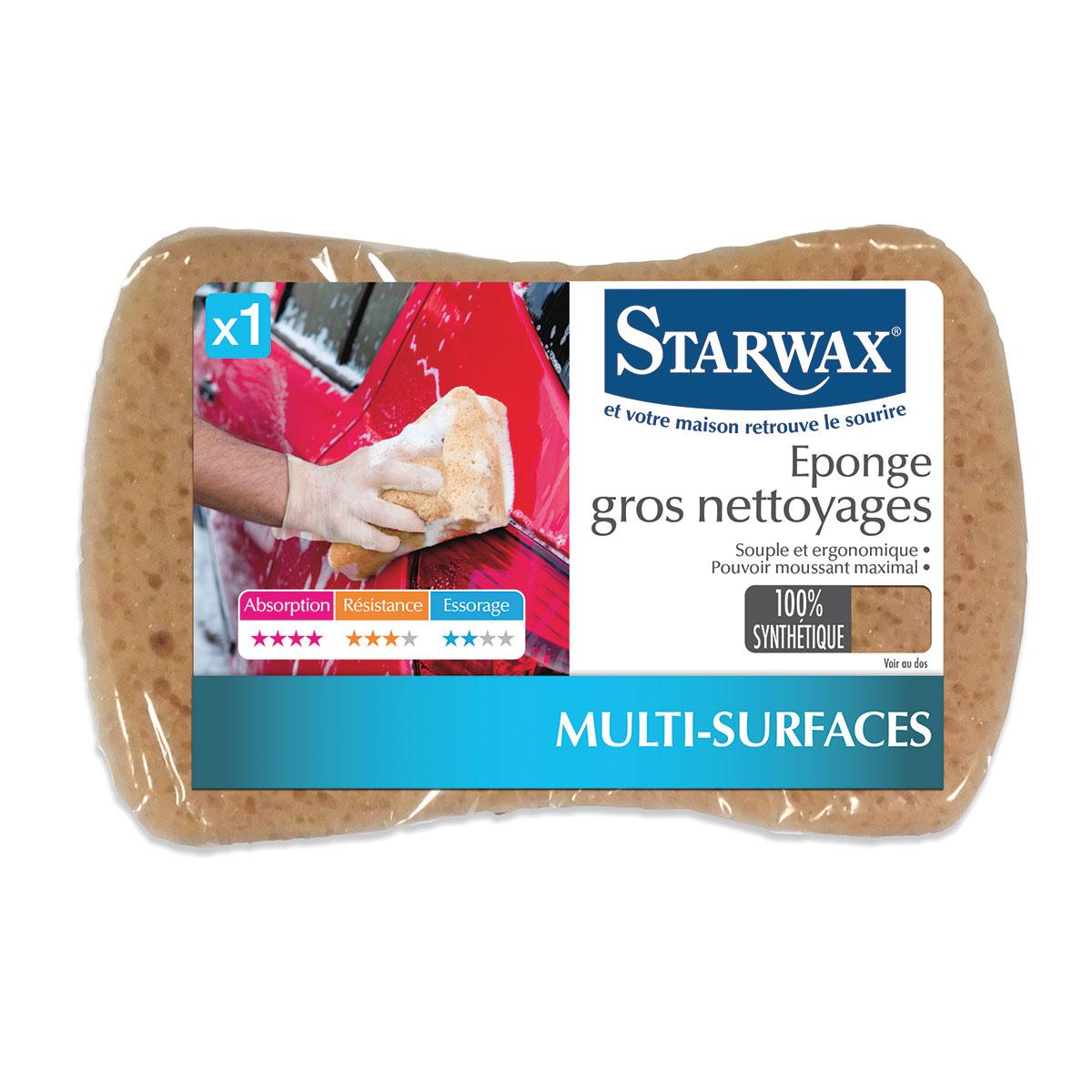 Éponges gros nettoyages - Starwax