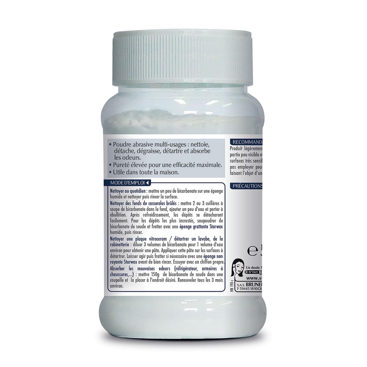 Bicarbonate de Soude - Starwax