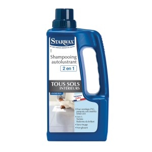 shampooing autolustrant sols interieurs carrelage starwax