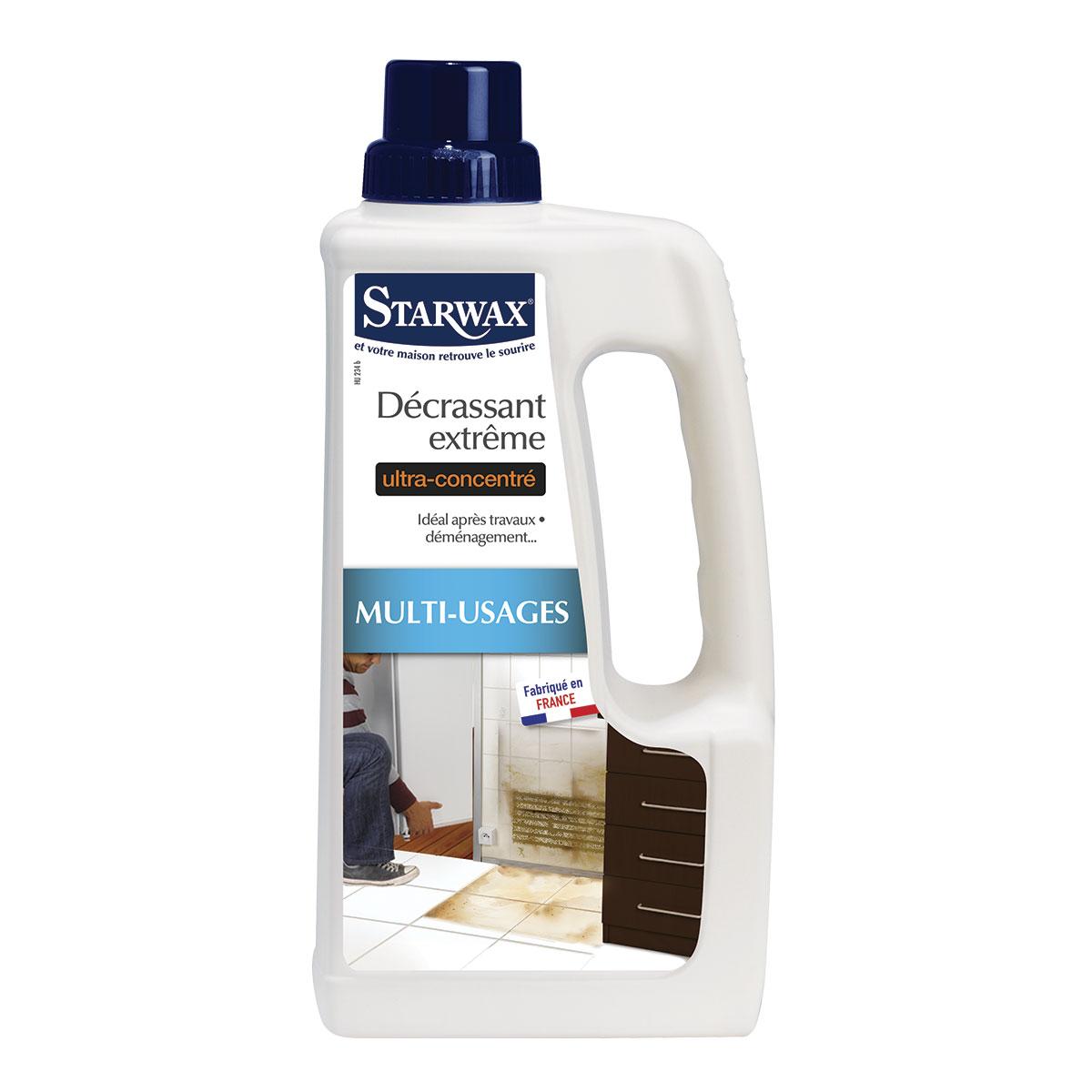 Décrassant pour nettoyages extrêmes - Starwax