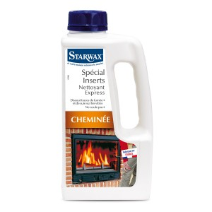 Nettoyant pour insert de cheminée - Starwax
