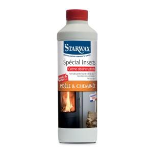 Crème nettoyant pour inserts de cheminée - Starwax