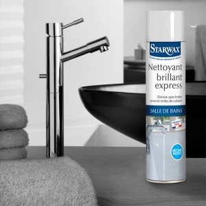 Nettoyant express pour salle de bain - Starwax