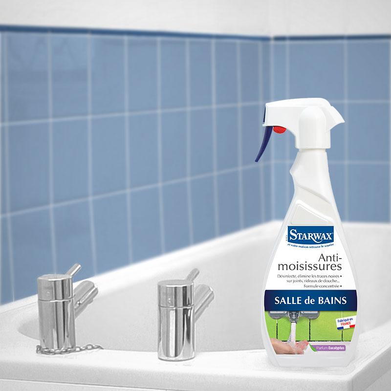 Anti-moisissures pour salle de bains - Starwax