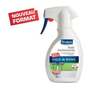 Anti-moisissures joints salle de bain -250ml- Starwax