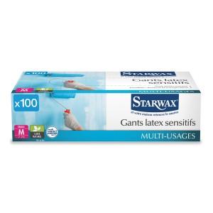 Gants latex sensitifs - Starwax