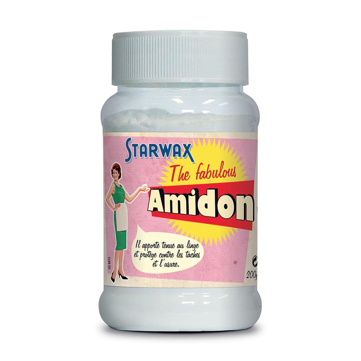 Amidon - Starwax The Fabulous