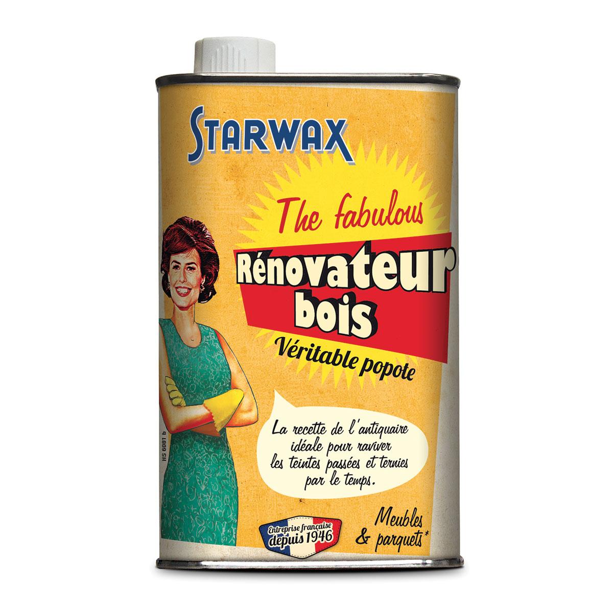 Rénovateur bois popote - Starwax The Fabulous