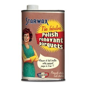 Polish rénovant pour parquets - Starwax The Fabulous