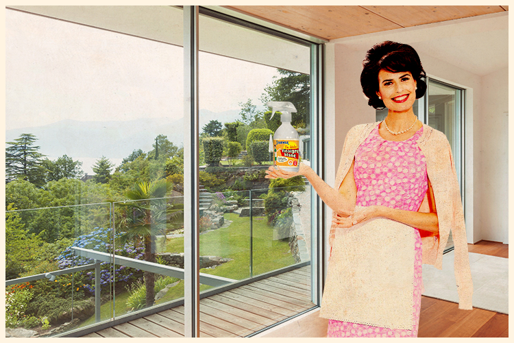 Pour des vitres et des miroirs bien propres starwax for Bien nettoyer ses vitres