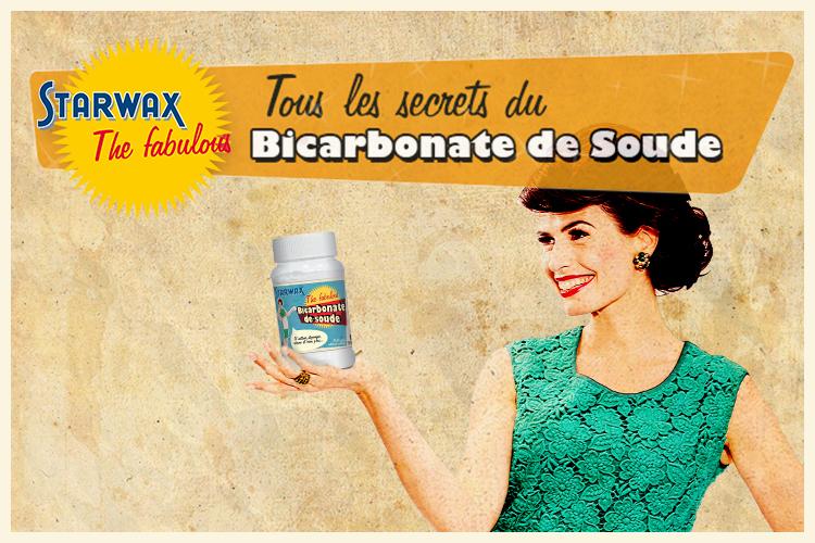 Tous les secrets du bicarbonate de soude starwax - Cuisine bicarbonate de soude ...