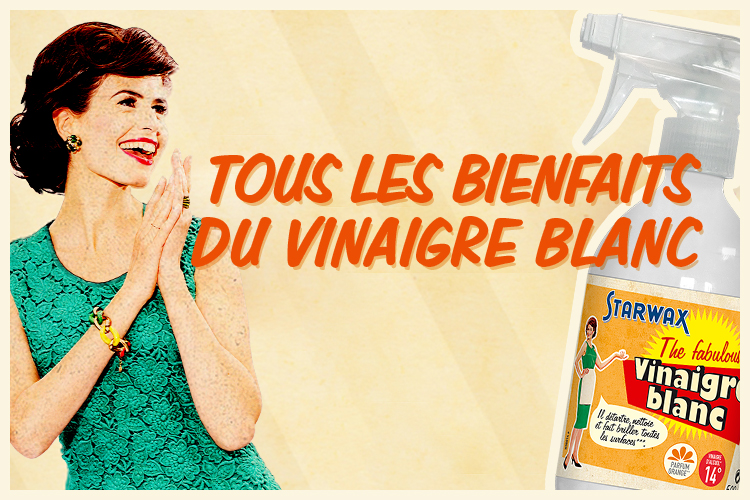 Tous les bienfaits du vinaigre blanc starwax - Nettoyer matelas vinaigre blanc ...