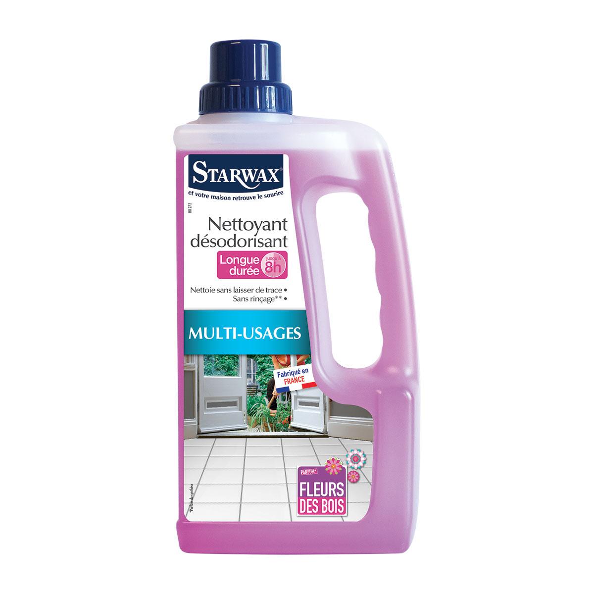 Nettoyant desodorisant fleurs des bois - Starwax
