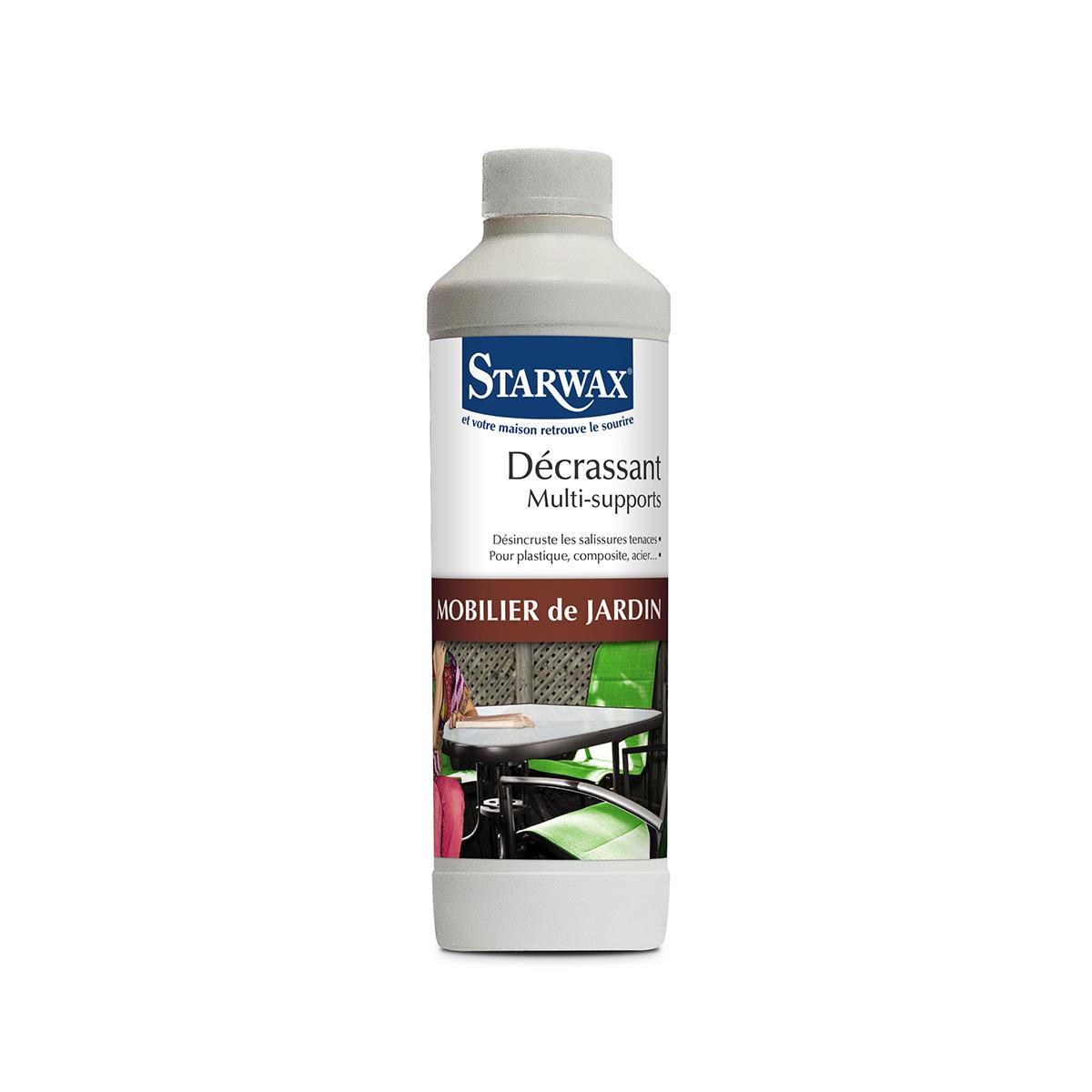 D crassant multi supports starwax produits d entretien for Produit entretien jardin