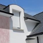 Enlever les verdissures mousses et lichens des toits for Enlever la mousse sur les murs