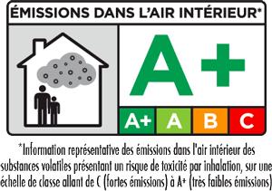Emissions dans l'air intérieur