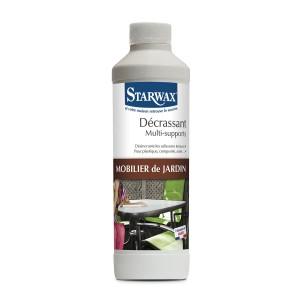 Décrassant multi-supports pour salon de jardin - Starwax