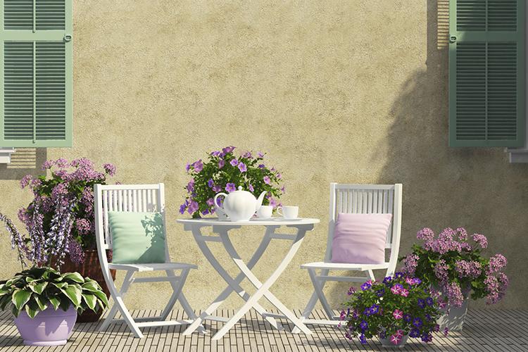 Le mobilier de jardin conceptions de maison - Mobilier de jardin fait maison villeurbanne ...