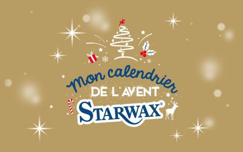 Mon calendrier de l'avent Starwax