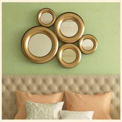 La tendance des miroirs vintage starwax for Miroir geometrique