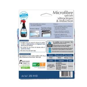 Microfibre spéciale vitro - verso