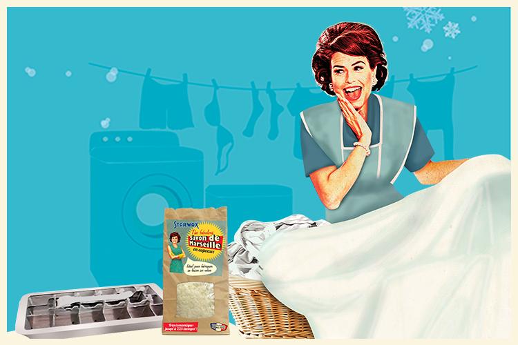 Comment fabriquer sa lessive en gel starwax - Comment faire sa propre lessive ...