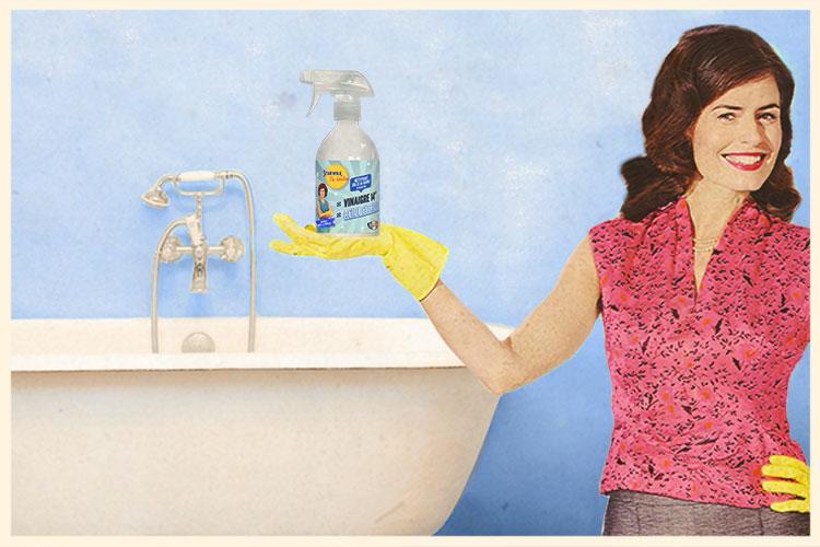 bannière Nettoyer la robinetterie